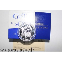 FRANCE - KM 1325 - 1 EURO 1/2 2003 - 100 YEARS OF THE TOUR DE FRANCE - AGAINST TIME