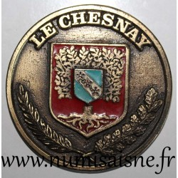 MEDAL - County 78 - LE CHESNAY