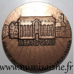 MEDAL - County 60 - BEAUVAIS