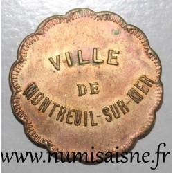 FRANCE - County 62 - MONTREUIL SUR MER - GOOD FOR ONE PORTION