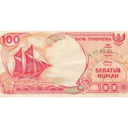 INDONESIA - PICK 127 h - 100 RUPIAH - 1992/2000