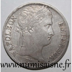 FRANCE - KM 694 - 5 FRANCS 1812 A - Paris - TYPE NAPOLEON EMPEROR