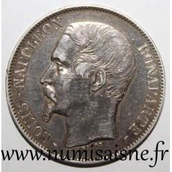 FRANCE - KM 773 - 5 FRANCS 1852 A - Paris - LOUIS NAPOLEON BONAPARTE