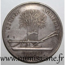 MEDAL - AGRICULTURE - AGRICULTURAL ASSOCIATION - CLAMECY