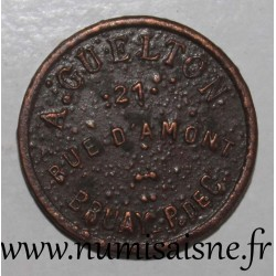 FRANCE - County 62 - BRUAY - A. GUELTON - 21 rue d'Amont