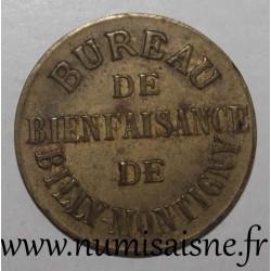 FRANCE - County 62 - BILLY MONTIGNY - 1 KILO 500 - BUREAU DE BIENFAISANCE