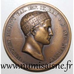 MEDAL - NAPOLÉON Ier - 1809 - By L. Manfredini F.