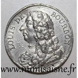 MEDAL - LOUIS DE BOURBON - PRINCE OF CONDÉ - 1687