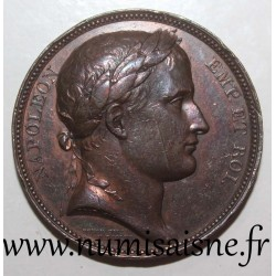 MEDAL - NAPOLEON I - COLUMN OF THE GREAT ARMY - CAMPAIGN OF 1805