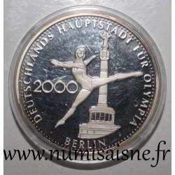 GERMANY - MEDAL - CANDIDATURE 1992 - BERLIN OLYMPIC GAMES 2000 - Rhythmic gymnastics
