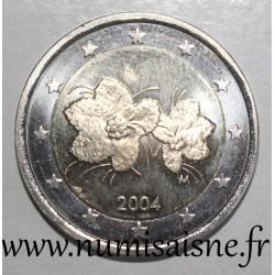 FINLAND - KM 105 - 2 EURO 2004 - Cloudberry - Lakka