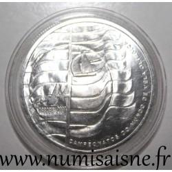PORTUGAL - KM 823 - 10 EURO 2007 - WORLD SAILING CHAMPIONSHIP IN CASCAIS