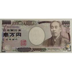JAPAN - PICK 106 - 10 000 YEN (2004)