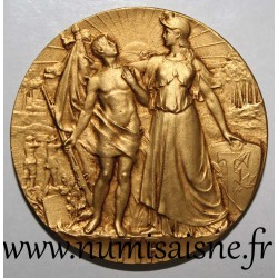 MEDAL - 02 - FEDERATION OF SHOOTING SOCIETIES OF AISNE