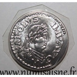 FRANCE - KM 1223 - 5 FRANCS 2000 - DENIER OF CHARLEMAGNE