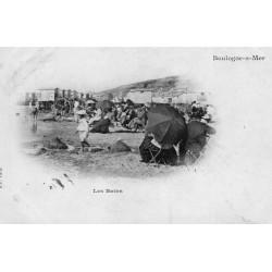 County - 62200 - PAS DE CALAIS - BOULOGNE-SUR-MER - THE BATHS