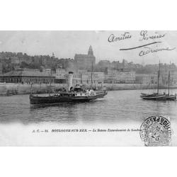 County - 62200 - PAS DE CALAIS - BOULOGNE-SUR-MER - LONDON'S DAY TRIPPER BOAT