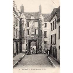 County - 62 - PAS DE CALAIS - CALAIS - THE HOTEL OF GUISE
