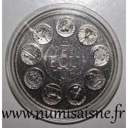 FRANCE - MEDAL - EUROPA - ECU 1979