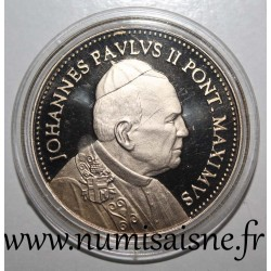 FRANCE - MEDAL - POPE - JOHN PAUL II - VISIT OF REIMS CATHEDRAL - 1996
