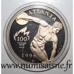 MEDAL - OLYMPIC GAMES - ATLANTA 1996 - SWIMMING