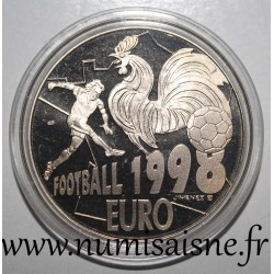 MEDAL - FOOTBALL - WORLD CUP 1998 - TRIAL