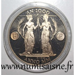 FRANCE - MEDAL - EUROPA - YEAR 2000