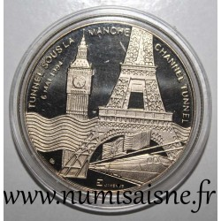 FRANCE - MEDAL - CHANNEL TUNNEL - MAY 6TH 1994