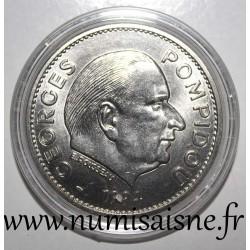 FRANCE - MEDAL - PRESIDENT GEORGES POMPIDOU - 1969 - 1974