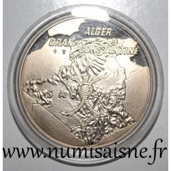 FRANCE - MEDAL - TRIBUTE TO ALGERIAN FIGHTERS - 1954 - 1962