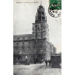 County - 62 - PAS DE CALAIS - CALAIS - THE MUSEUM AND THE BELFRY