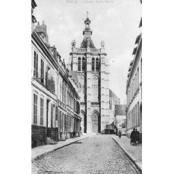 County 59500 - DOUAI - ST. PETER'S BELL TOWER