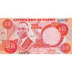 NIGERIA - PICK 25 g - 10 NAIRA - 2003
