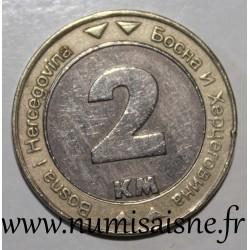 BOSNIA HERZEGOVINA - KM 119 - 2 CONVERTIBLE MARK 2000