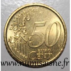 SAN MARINO - KM 445 - 50 CENT 2003 - FORTRESS