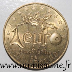 FRANCE - 67 - BAS-RHIN - STRASBOURG - EURO OF CITIES - 1.50 EURO 1996