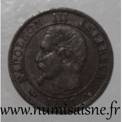 FRANCE - KM 775 - 1 CENTIME 1853 W - Lille - TYPE NAPOLEON III
