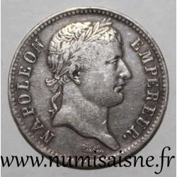 FRANCE - KM 682 - 1 FRANC 1807 A - Paris - TYPE NAPOLEON 1er - Rerverse République