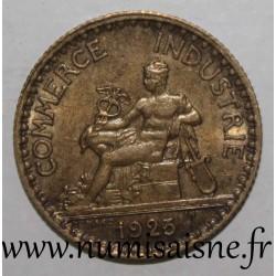 FRANCE - KM 876 - 1 FRANC 1925 - TYPE CHAMBER OF COMMERCE