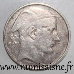 BELGIUM - KM 140 - 20 FRANCS 1950 - FRENCH LEGEND