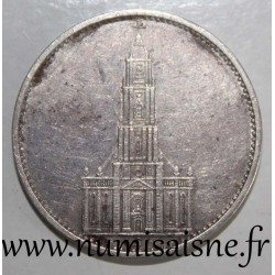 GERMANY - KM 83 - 5 REICHSMARK 1935 J - Hamburg