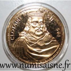 FRANCE - MEDAL - KING - CLOTAIRE 1er - 511 - 561