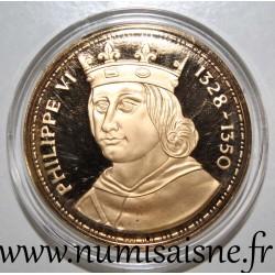 FRANCE - MEDAL - KING - PHILIPPE VI - 1328 - 1350
