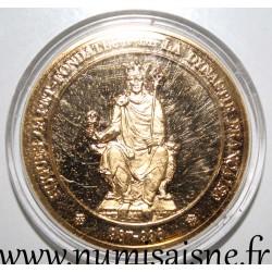 FRANCE - MEDAL - KING - HUGUES CAPET - 987 - 996