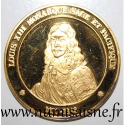 FRANCE - MEDAL - KING - LOUIS XIII - 1610 - 1643 - Stained