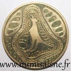AUSTRALIA - KM 835 - 1 DOLLAR 2005 - KANGAROO