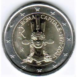ITALY - 2 EURO 2021 - 150 YEARS OF ROME