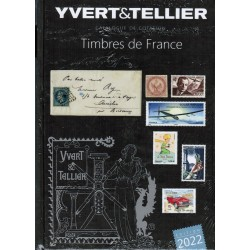 TIMBRES DE FRANCE (STAMPS OF FRANCE) 2022 - YVERT & TELLIER