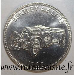 GERMANY - MEDAL - BENTLET - 1929