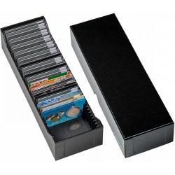LOGIK ARCHIVE BOX - For 40 gold bars or coins in CoinCard or blister